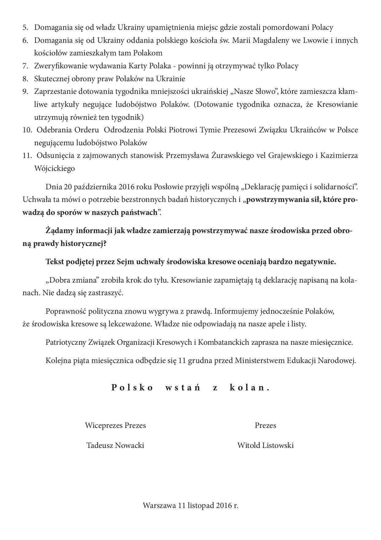 pismo-iv-miesiecznica-stanowisko_2