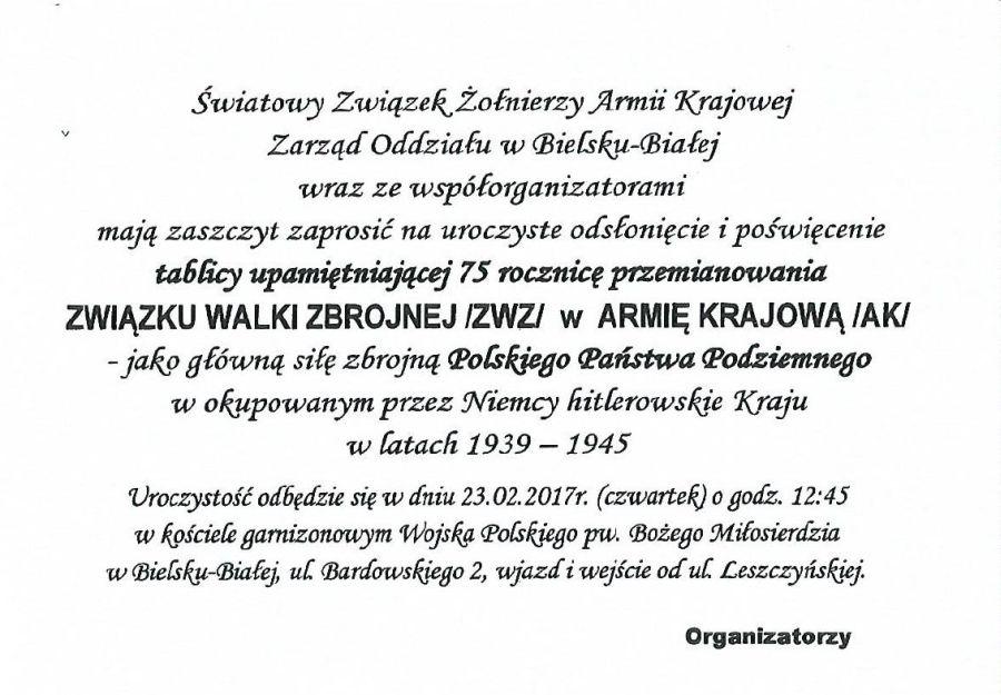 zaproszenie_AK_Bielsko_2
